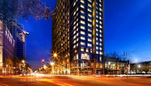 San Jose Mariott in San Jose California